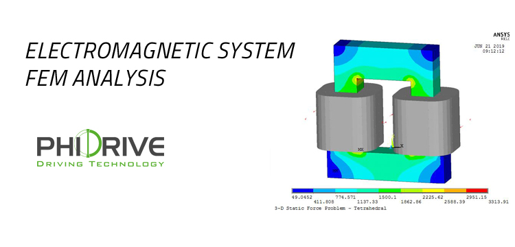 Electromagnetics system_fem_analysis