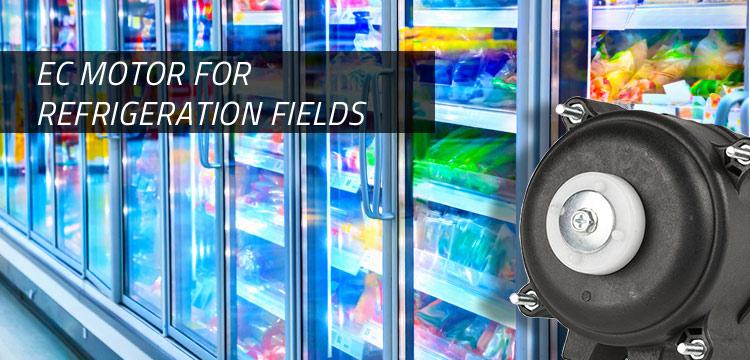 motoventilatori elettrici refrigerazione fanlab
