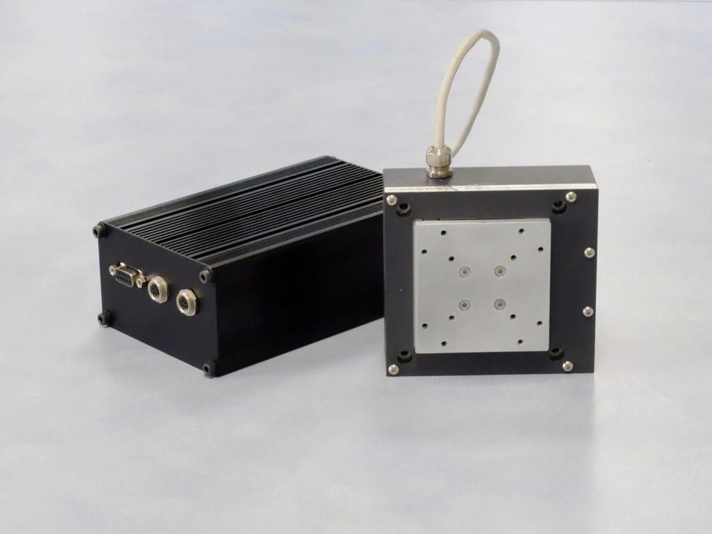sistema di posizionamento nanometrico