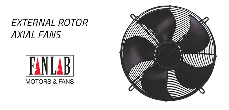 external rotor axial fans