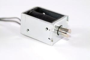 open frame linear solenoid elettromagneti aperti lineari