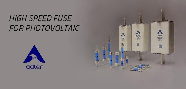 fusibili per fotovoltaico adler