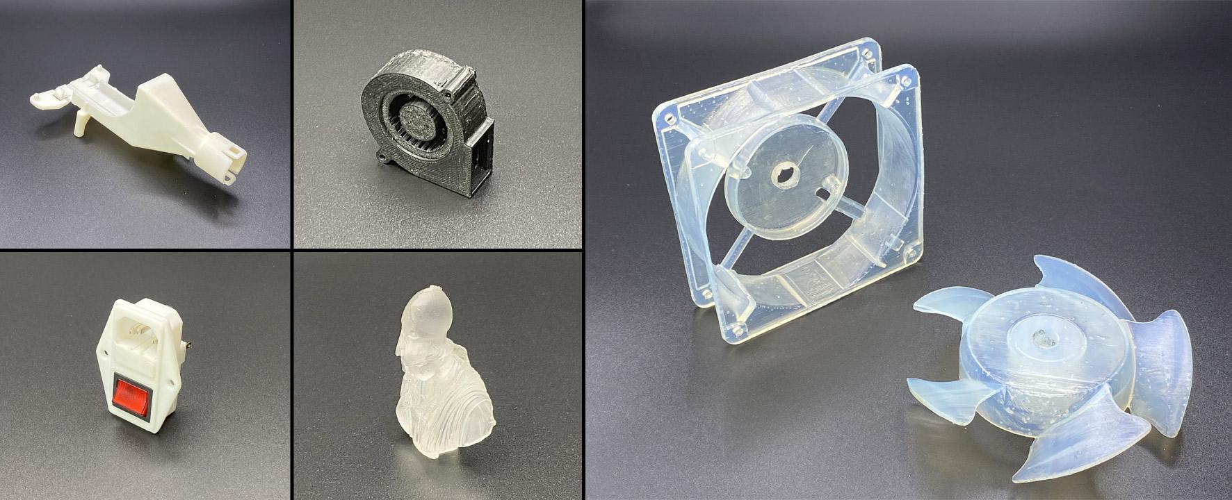 prototipazione rapida 3D stratasys