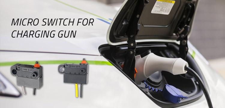 microinterruttori ricarica pistole auto